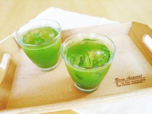 明日葉青汁