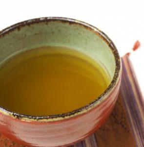 ウラジロガシ茶